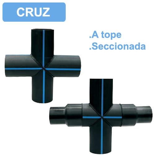 conexiones pead cruz