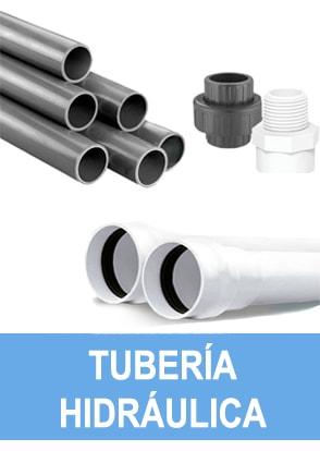 tubo pvc hidraulico