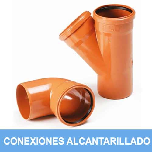venta conexiones para alcantarillado en mexico