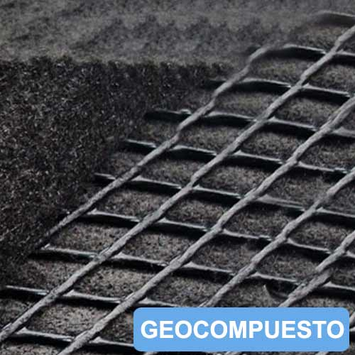 geocompuestos drenaje