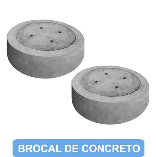 brocal y tapa de concreto precio y venta